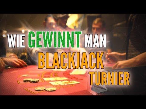 Blackjack Turnier Strategie - Wie Man Gewinnt