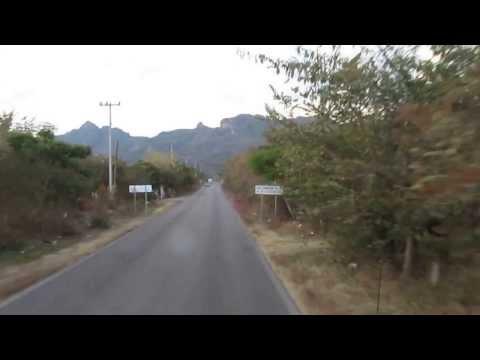 Viajando desde Yautepec de Zaragoza a Tepoztlán