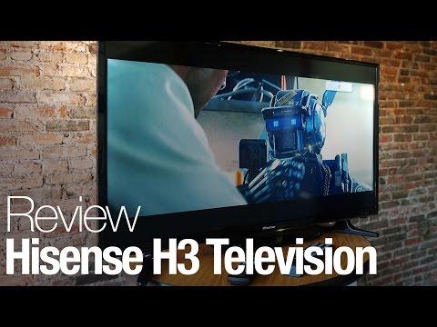 Hisense H3 Television Review