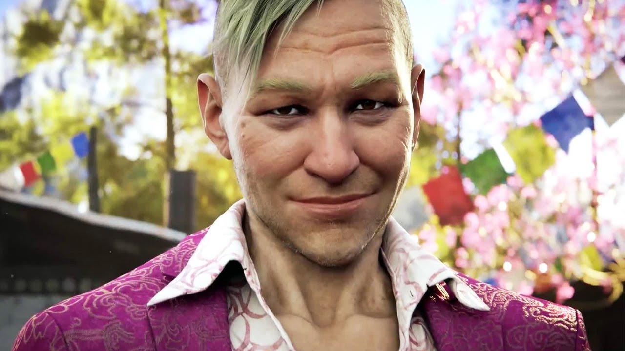 Far Cry 4 Cgi Trailer New Youtube