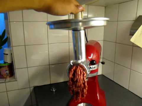 Kitchenaid meat grinder first attempt - YouTube on lenox meat grinder, meat grinder accessories, food processor blades, bosch meat grinder, target meat grinder, meat grinder parts, electrolux meat grinder, electric meat grinder, kitchenaid mixer cover, home meat grinder, pampered chef meat grinder, ge meat grinder, manual meat grinder, gaggia meat grinder, food grinder, electric meat slicer, commercial meat grinder, honeywell meat grinder, blendtec meat grinder, vitamix meat grinder, tupperware meat grinder, meat grinder attachment, magic bullet meat grinder, toshiba meat grinder, hobart meat grinder, oster meat grinder, baby food grinder, sears meat grinder, waring pro meat grinder, wolf meat grinder, panasonic meat grinder, kitchenaid coffee grinder, professional meat grinder,