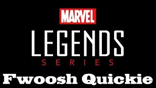 Not So Quickie! Let's Take The Hasbro Marvel Legends Survey 2018!