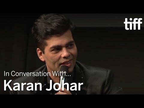 KARAN JOHAR | In Conversation With... | TIFF 2016