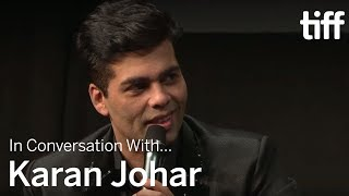 KARAN JOHAR   In Conversation With...   TIFF 2016