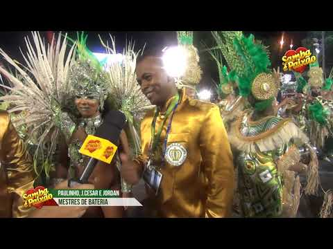 Carnaval 2018: Unidos de Padre Miguel Início de Desfile de YouTube · Duração:  7 minutos 45 segundos
