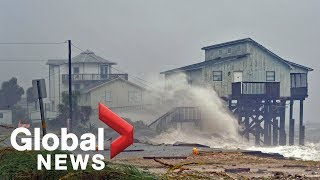 Florida braces for landfall of Hurricane Michael