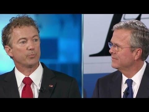 Bush: '40 years ago I smoked marijuana, I admit it...