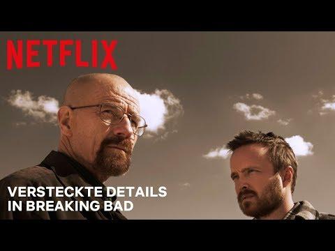 Breaking Bad   Versteckte Details, die du übersehen hast   Netflix