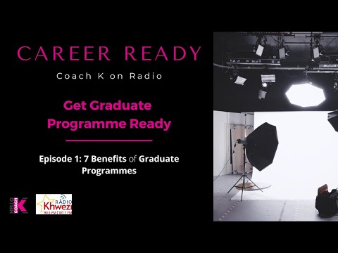 7 Benefits of Graduate Programmes