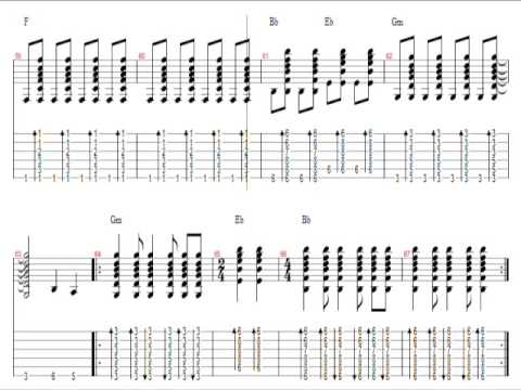 ◢◤ AVICII ◢◤ Hey Brother ♫ Easy Guitar Lesson ♫ DOWNLOAD NOTES ...