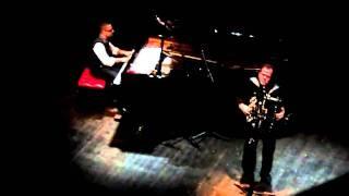 I furibondi riff  del concerto di Richard Galliano e Gonzalo Rubacalba!
