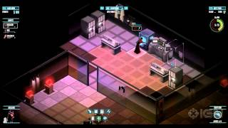 Invisible Inc Alpha Gameplay Trailer