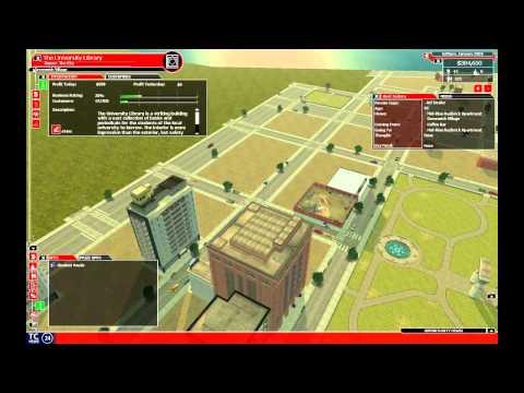 Tycoon City - New York Gameplay PC
