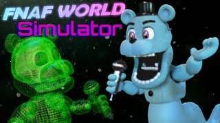 FNaF World Simulator | Episode 29 | The Power Of Cloning!!!