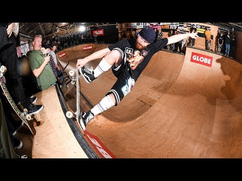 Globe Snake Session 2019 Video