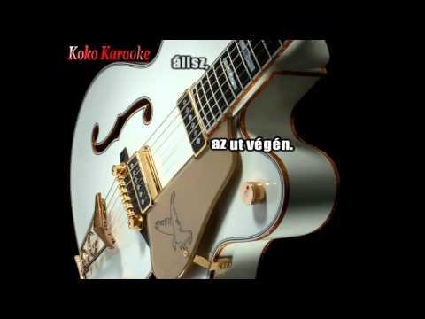 Máté Péter-Tévuton járok- Gitáron (Kokó Karaoke)
