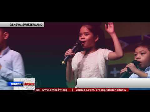 Church News: Europe District Camp 2017 (PMCC 4th Watch)