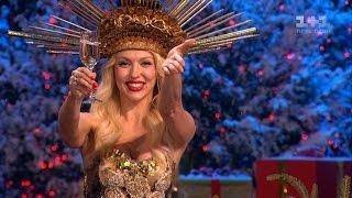 Оля Полякова на Карнавалі