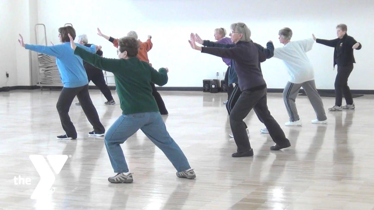 Moving for Better Balance Tai Chi (Norm Waitt Sr  YMCA)