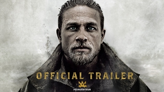 Repeat youtube video King Arthur: Legend of the Sword - Official Trailer [HD]