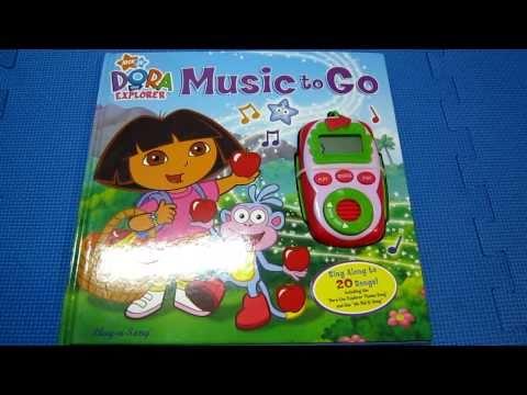 Music To Go (Dora The Explorer, Play-a-Sound)