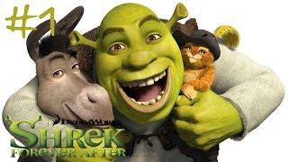 Let's Play - Shrek Forever After (360) - Part 1