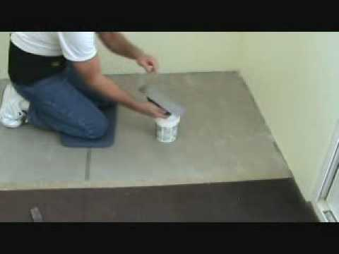 How To Install Carpet Glue Adhesive Youtube