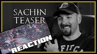 Sachin A Billion Dreams Official Teaser Reaction | Sachin Tendulkar