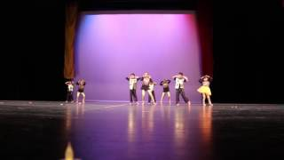 Saravedi 2016 - Kids performance ABCD School of Dance