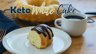 Classic Keto Cake Recipe! Protein Powder - Super Low Carb