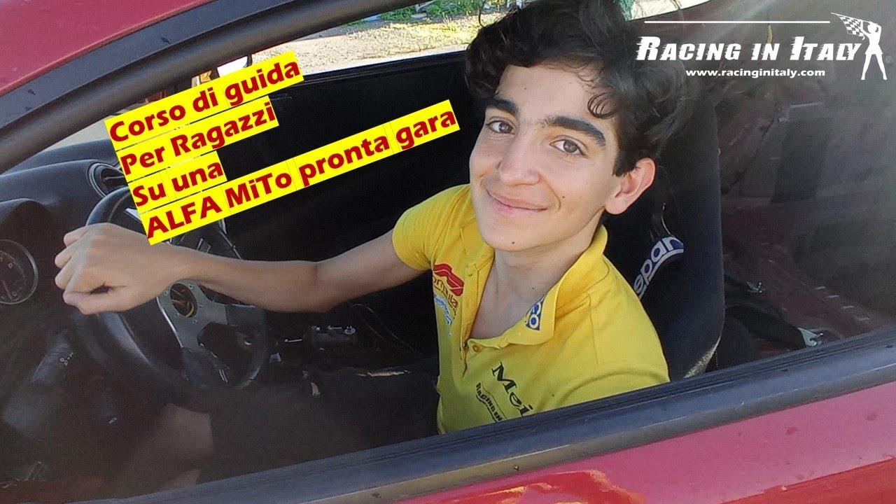 Girare in pista per ragazzi | Corso di guida e corso drift | Milano