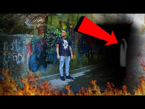 HAUNTED PORTAL TO HELL TUNNEL (SATAN'S HOLLOW)