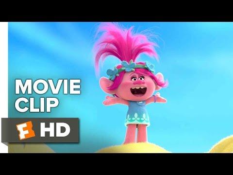 Trolls Movie CLIP - Get Back Up Again (2016) - Anna Kendrick Movie