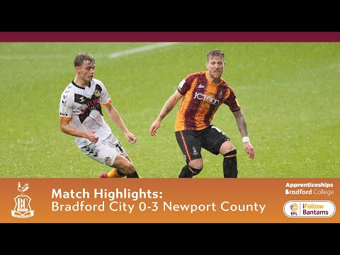 Bradford Newport Goals And Highlights