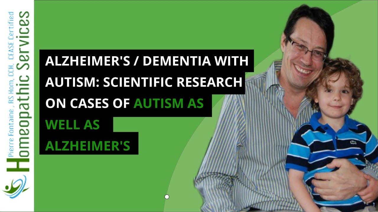 Homeopathic Treatment for Alzheimer's & Dementia Disease