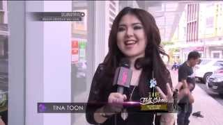Video Persiapkan single terbaru, Tina Toon rajin les vokal download MP3, 3GP, MP4, WEBM, AVI, FLV September 2018