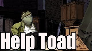 Promise to Help Toad The Wolf Among Us Episode 4 In Sheep