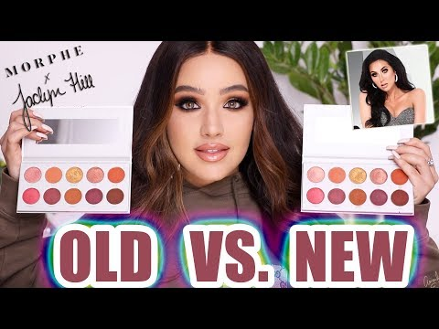 JACLYN HILL x MORPHE Vault *NEW* Formula | Are They The Same? Mp3