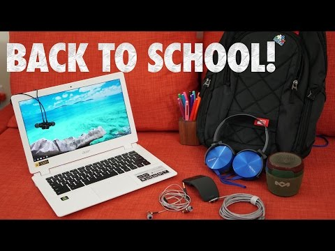 Awesome Back to School Tech! (BUDGET EDITION)