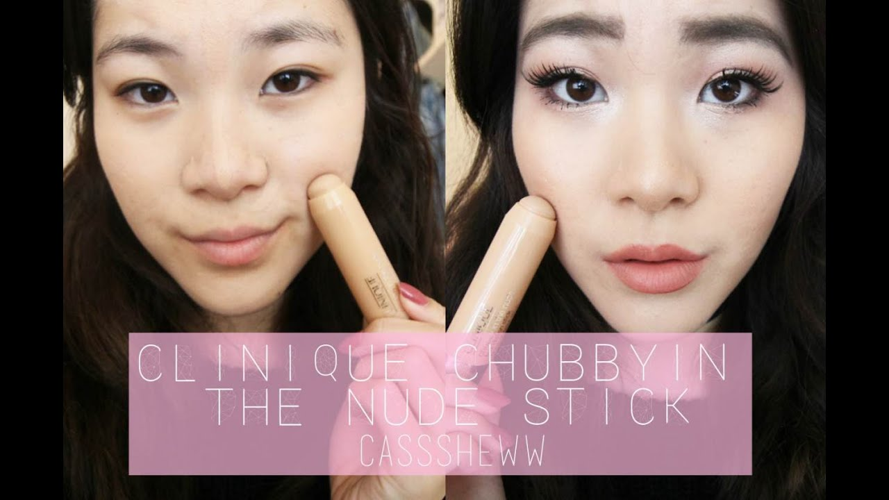 Kittykat Loves Makeup: Clinique Chubby in the Nude