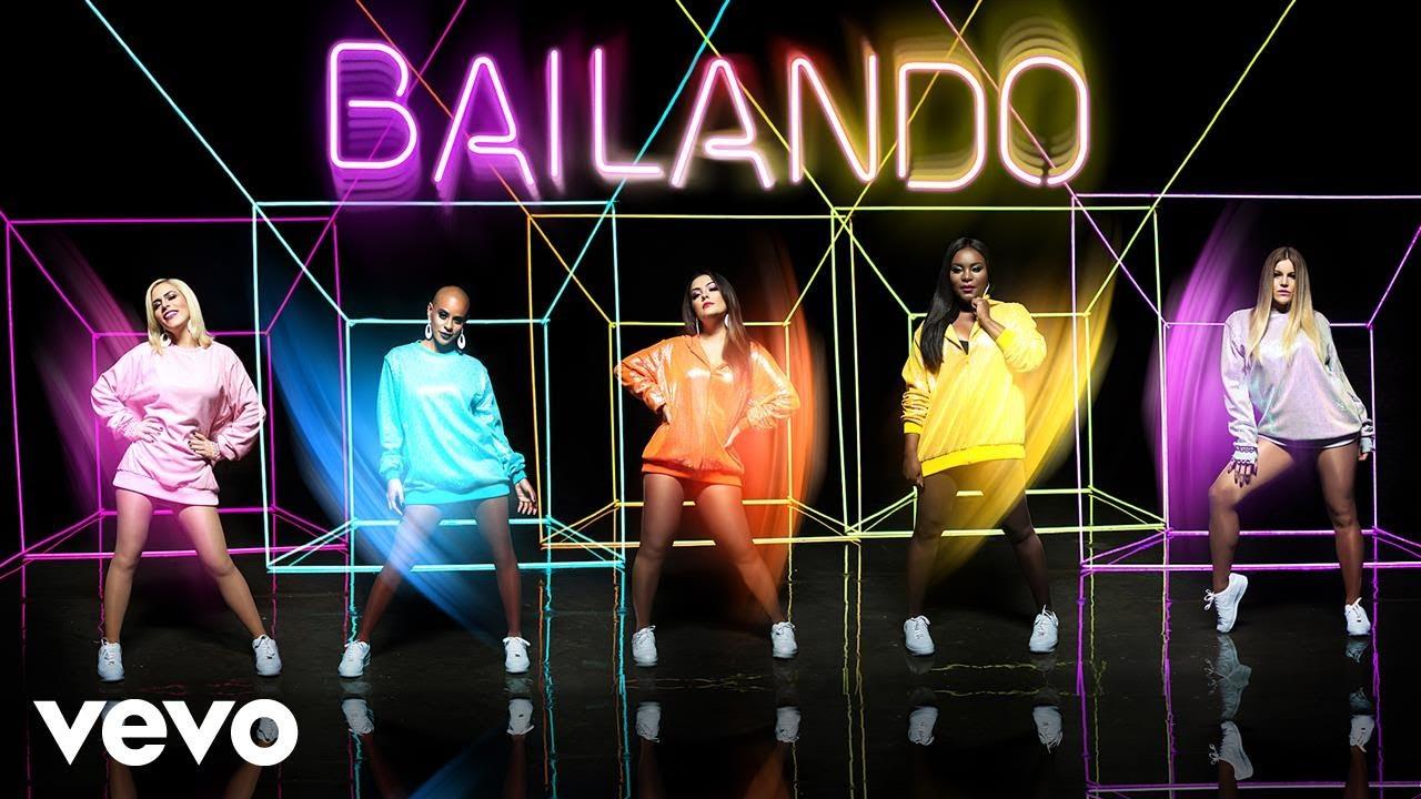 Download Rouge - Bailando (Vídeo Oficial)
