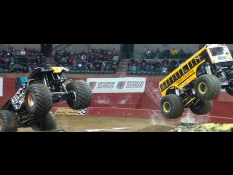 MAX-D & Higher Education Monster Jam @ Sun National Bank Center