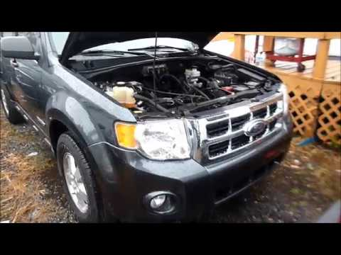 Ford Escape/ Mercury Mariner Fuse Box Locations - YouTube