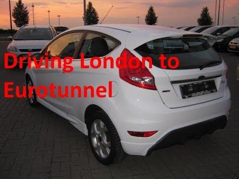 Eurotunnel UK to France Via Eurotunnel