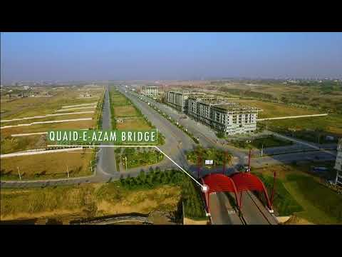 Gulberg Greens Overview by Cloud Emporium
