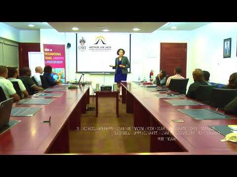 MBA in International Trade Logistics and Procurement: Tricia Leid - Alumni