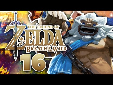 DER WEG NACH GORONIA! ⚔ #16 • Let's Play Zelda: Breath of the Wild