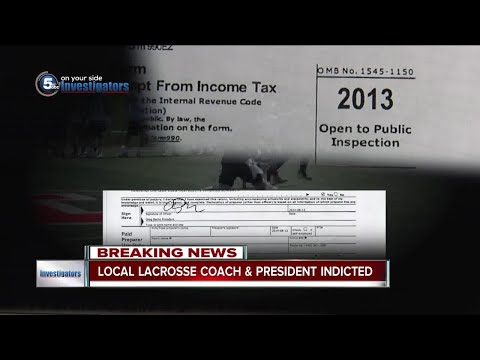 Former Medina coach allegedly stole thousands from lacrosse association