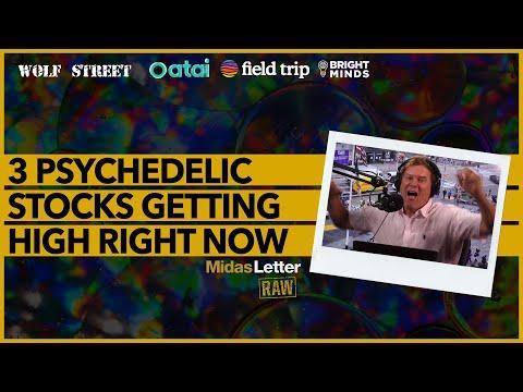 3 Psychedelic Stocks