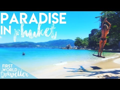 PARADISE BEACH PHUKET   PATONG BEACH BY DAY   THAILAND TRAVEL GUIDE   FIRST WORLD TRAVELLER